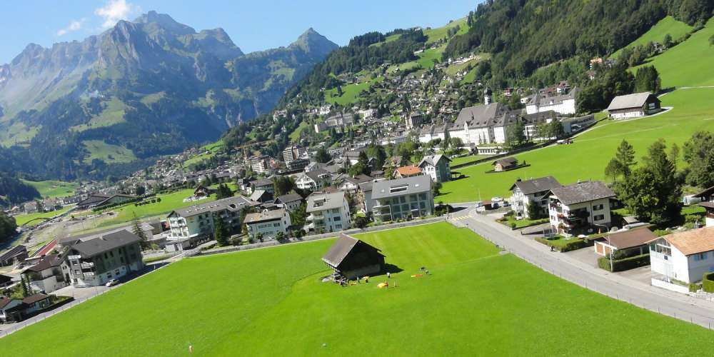 News from the Flugschule Engelberg