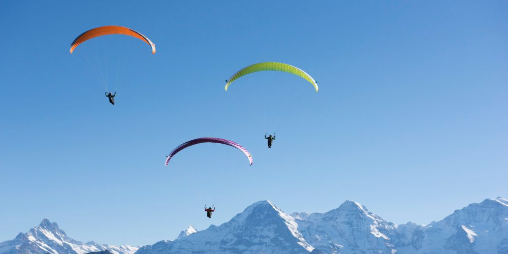 Training - the way to paragliding